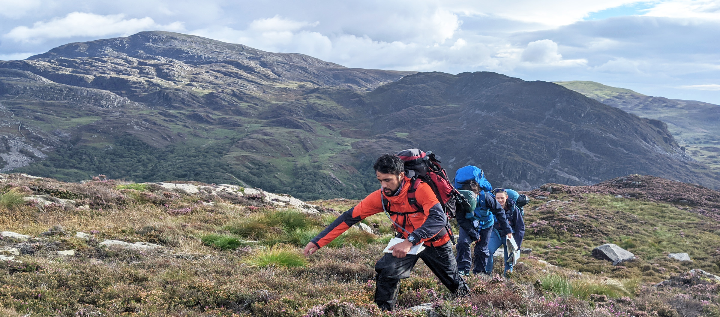 How to Become a Mountain Leader